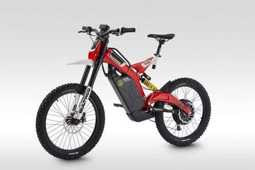 Bis zu 60 km/h schnell fährt der elektrische Bultaco Brinco - schneller als so manches Kleinkraftrad.