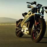 Überraschendes Elektromotorrad von Harley-Davidson: Kreischen statt wummern lautet die neue Sound-Devise.