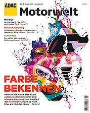 ADAC Motorwelt 8/2015