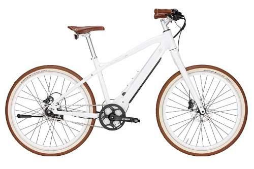 Sieht aus wie ein geöhnliches E-Bike. Doch dieser Rahmen hat es in sich.