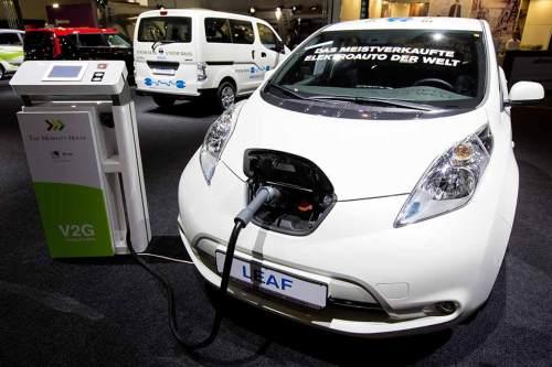Das Elektroauto des japanischen Autobauers Nissan ist seit Dezember 2010 auf dem Markt.