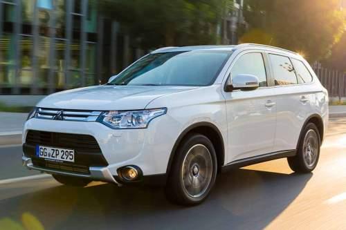 Auch der Mitsubishi Outlander PHEV mit Plug-in-Hybridtechnologie verbraucht mehr, als im Prospekt steht.