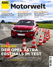 ADAC Motorwelt 10/2015