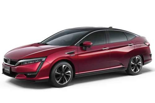 """Verströmt nichts weiter als heiße Luft: Der Honda """"FCV"""""""