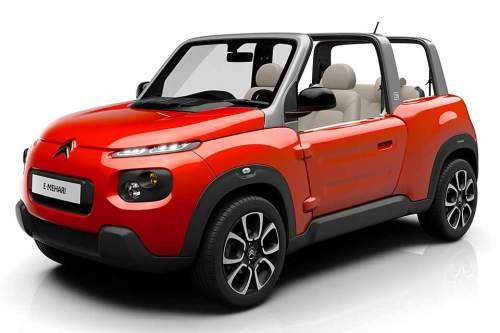 Frei, frech und unorthodox: So beschreibt der französische Autobauer seinen E-Buggy.