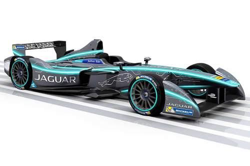 Für Jaguar ist es die weltweit erste Rennserie mit reinem E-Antrieb.