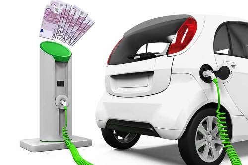 Nun ist es amtlich: Die Kaufprämie für E-Autos kommt.