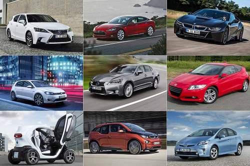 Ob Elektro oder Hybrid: Auf den Seiten von Autoscout24 ist mittlerweile ein respektabler Markt für Gebrauchte entstanden.