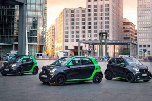 Nach Deutschland und Italien ist China der drittgrößte Absatzmarkt für Smart-Fahrzeuge.(Quelle: Daimler Media)