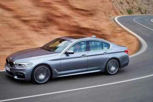 Der neue BMW 5er soll durch besondere Dynamik überzeugen, so der Hersteller.