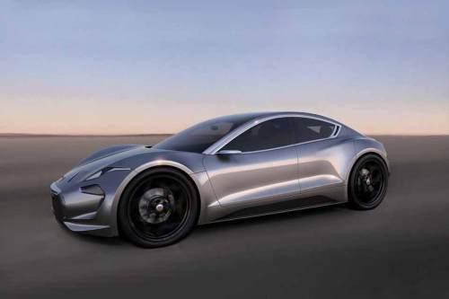 Der EMotion bietet trotz markanten Sportwagen-Designs viel Beinfreiheit und Komfort für den Fahrer.